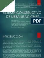 Proyecto de Habilitación Urbana San Agustín
