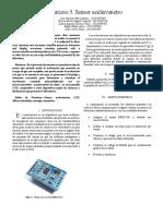 sensor acelerometro