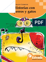 HORACIO CLEMENTE. Historias Con Perros y Gatos
