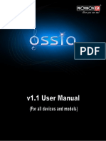NVR5 Series User Manual (Ossia)