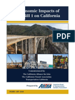 The Economic Impacts of Senate Bill 1 on California