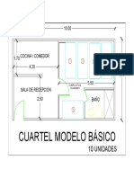 Cuartel Modelo Basico