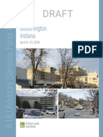 Redevelopment Strategies for the Bloomington Hospital Site
