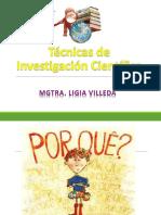 CLASE 1 Que Es Investigacion, Metodo y Clases de Metodos 24-517