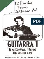 METODO DE GUITARRA 1.pdf