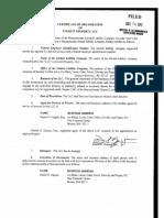 2012 12 14 Everett Property LLC Formed