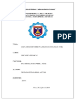 Carta Geológica Del Cuadrángulo de Aplao 33-r