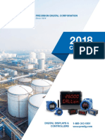 2018 Precision Digital Product Catalog
