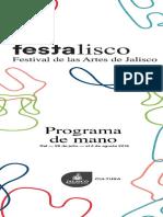 Programa Festa 2018