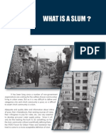 Discussion Note_What is Slum