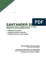 Tomo II_SANTANDER 2030  DIAGNÓSTICO PARA LA FORMULACIÓN DE LA VISIÓN PROSPECTIVA DE SANTANDER 2019-2030