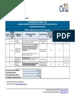Cronograma Modulo Elaboración Propuesta