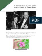 La Tecnica de Richard Feynman