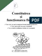 constituirea si functionarea firmei.pdf