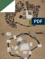 Balas y Gasolina Mapas