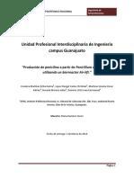 Reporte Final Fermentaciones producción de penicilina