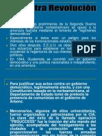 historia inmediate-La contra revoluciòn.ppt