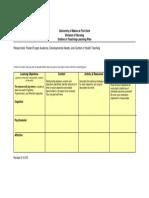 Teaching Plan Template (2)