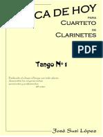 TangoN1(CuartetoClarinetes)