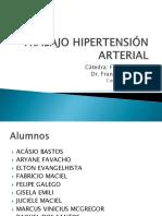 Trabajo Hipertensión Arterial