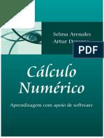 Cap1 - Cálculo Numérico - Aprendizagem Com Apoio de Software