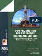 Uso Productivo Del Excedente Hidrocarburifero