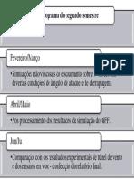 Cronograma CFD