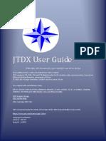 JTDX User Manual en 2018-01-08