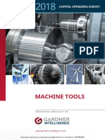 2018 Capital Spending Machine Tools Report (1)