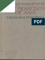 FRANCISCO DE ASÍS - Escritos completos y biografías primitivas (BAC, Madrid, 1945-1956).pdf