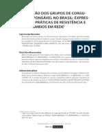 A atuação dos Grupos de Consumo Responsável no Brasil