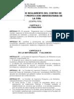 Reglamento Cexpru_fipa 006