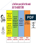 Tareas Julio 31-Agosto 3