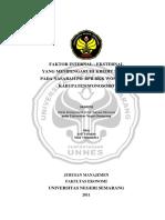 1759 ID Faktor Faktor Penyebab Kredit Bermasalah Di Pt Bank Sulut Cabang Utama Manado