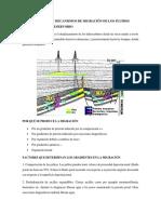 Definición de Los Mecanismos de Migración de Los Fluidos Presentes en El Reservorio