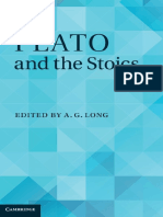 A. G. Long-Plato and the Stoics-Cambridge University Press (2013)