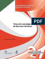 Direccion Estratégica de Recursos Humanos