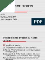 Metabolisme Protein Part 1