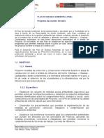 9. Plan de Manejo Ambiental