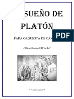 """""""El sueño de Platón"""" (versión original)"""
