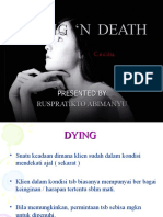 DYING 'N DEATH