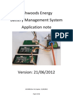 Battery managment System