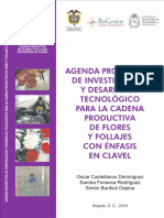 Agenda Flores Giro
