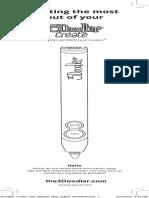 3Doodler Create User Manual ENG Output 20160420