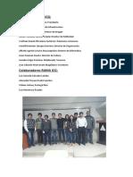 Directivos RAMA ICG