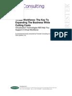 Citrix Forrester Consulting Virt Workforce
