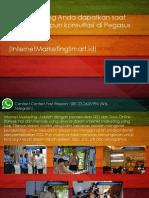 Pembicara Seminar Bandung Contact Center/ Fast Respon