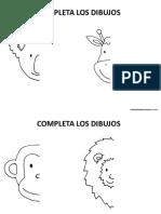 DIBUJOS IMPRIMIBLES