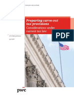 Pwc Divestitures Tax Reform