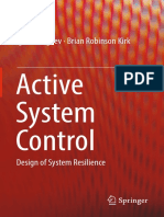 Active System Control Design of System Resilience